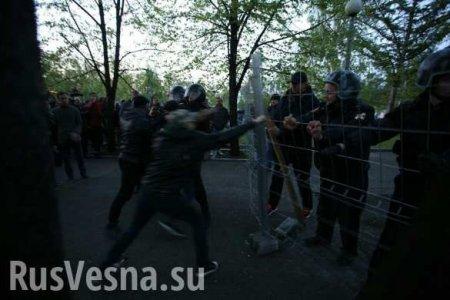 «Скверный майдан» в Екатеринбурге: кто виноват и что делать?