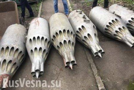 Это Украина: В частном доме под Киевом нашли арсенал авиационного оружия (ФОТО, ВИДЕО)