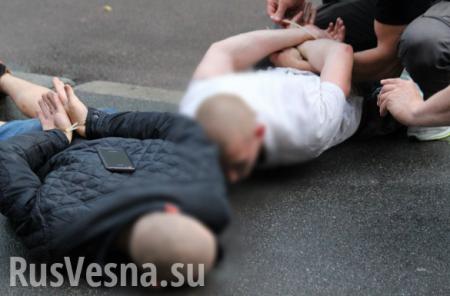 В ДНРзадержали «оборотней в погонах» (ВИДЕО)