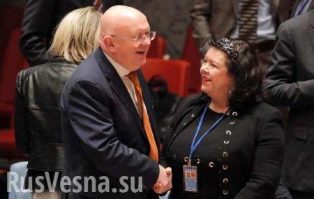 Постпреду Британии в ООН предложили помощь российских врачей