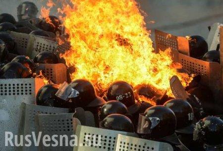 Белоруссия: Спецслужбы Запада и Украины пытаются реализовать сценарий «евроймадана» (ФОТО)