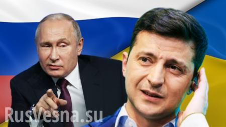 ВКремле ответили Зеленскому наслова о«возврате Крыма»