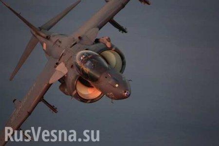ВСШАпотерпел крушение штурмовик морской пехоты (ФОТО)