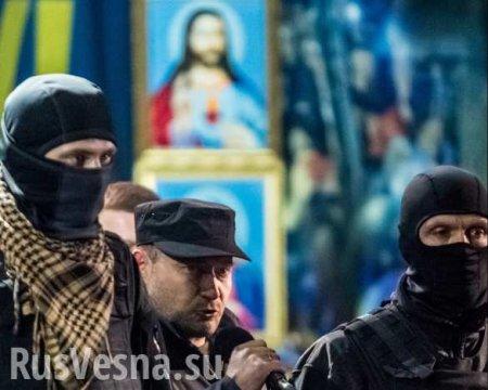 На Западной Украине ПЦУ захватывает церкви с помощью чиновников (ВИДЕО)