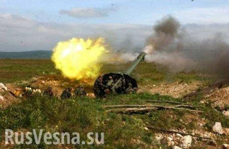 Подорвался на мине — сапёры ВСУ помешали убежать дезертиру: сводка о военной ситуации в ДНР