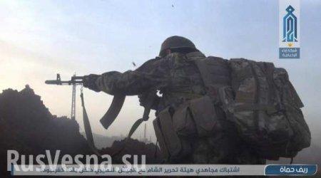 Бойня в Сирии: тысячи боевиков, танки, БМП и смертники атакуют города (ФОТО)