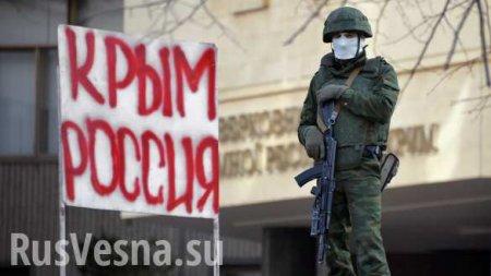 В НАТО призвали Россию вывести войска из Крыма