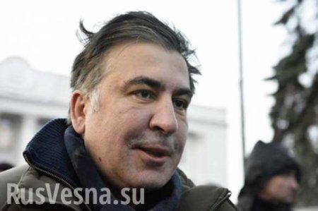 Стало известно, когда Саакашвили вернётся наУкраину