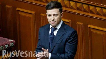 Зеленский озвучил условия переговоров Украины с Россией