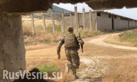 Сирия: русская спецгруппа ЧВК работает под носом у боевиков в зоне Идлиб (В ...