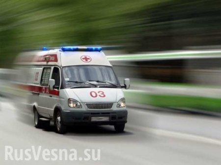 ВСУ нанесли удар по ЛНР, ранена мирная жительница