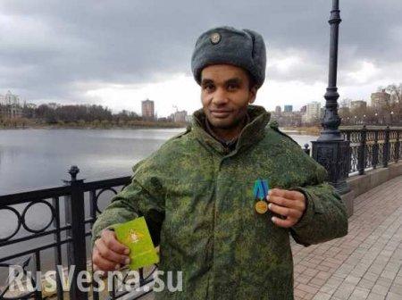 «Меня посадили в тюрьму. Военно-политического обострение», — европейский доброволец Донбасса (ДОКУМЕНТ)