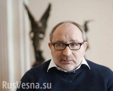 «Мы должны покаяться!»: мэр Харькова Кернес потребовал прямых переговоров сРоссией