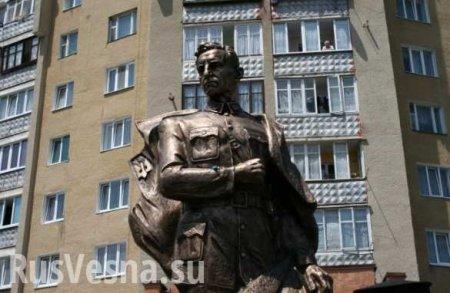 Международный скандал: Польша иИзраиль возмущены памятником Шухевичу наУкраине (ДОКУМЕНТ)