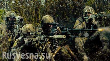 Приключения российского спецназа в джунглях Бразилии (ВИДЕО)