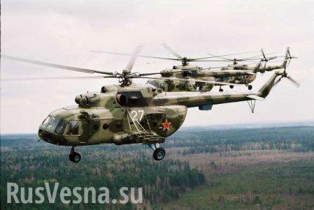 Вертолеты ВКС в Крыму активируют станции РЭБ из-за угрозы провокаций ВСУ