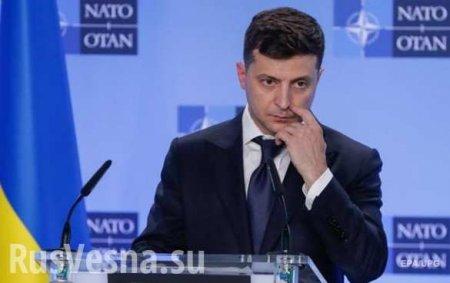 «Мы готовы вести переговоры с Россией», — Зеленский (ВИДЕО)