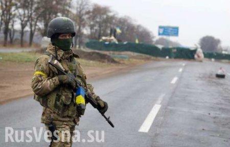 В Минске рассмотрят вопрос о снятии блокады с Донбасса