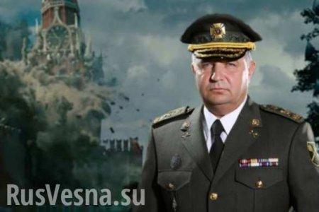 Верховная рада отказалась уволить главу Минобороны Полторака (ВИДЕО)