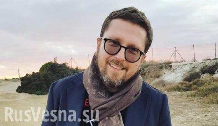 «Карать огнём имечом»: Шарий создал свою партию иидёт навыборы вРаду (ФОТО, ВИДЕО)