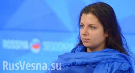 Маргарита Симоньян госпитализирована после инцидента с соратницей Навального (ВИДЕО)