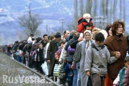 Львов: украинцам предложили пережить «на собственной шкуре» беды жителей Донбасса (ВИДЕО)