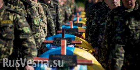 Эскалация на Донбассе: ВСУ продолжают нести потери