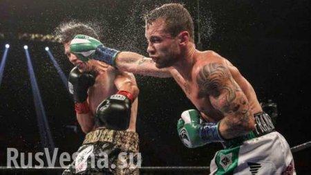 Известный боксёр оказался при смерти после нокаута на ринге (ФОТО, ВИДЕО)