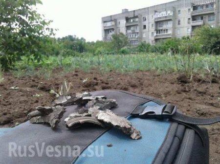 Горловка и пригороды под огнём с рассвета, ранен мирный житель (+ФОТО)