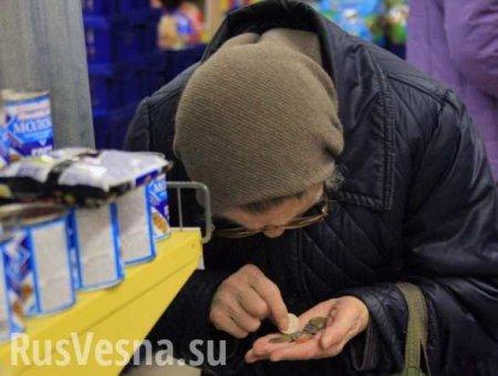 ВПенсионном фонде попробуют искать бедных россиян спомощью спецпрограммы