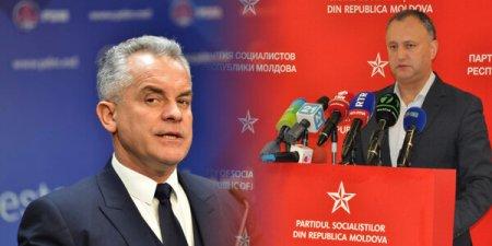 Битва за власть вМолдове: прозападныйолигархат отчаянно пытается удержать власть встране (ФОТО, ВИДЕО)