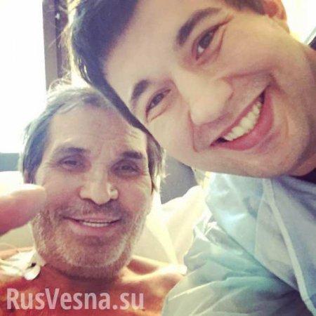 Алибасов вышел изкомы, нонепомнит, ктоон(ФОТО)