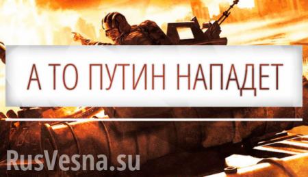 Если Путин всё же нападёт: крупнейший схрон боеприпасов найден в саду частн ...