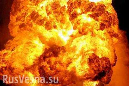 Под Воронежем вспыхнул полигон по утилизации боеприпасов