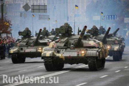 Убить всех: Украина стремится снова разжечь войну на Донбассе (ВИДЕО)