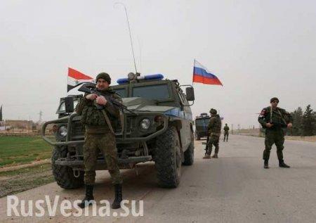 «Вы пришли в самый трудный момент, военные России доблестно сражаются» — сирийцы (ФОТО)