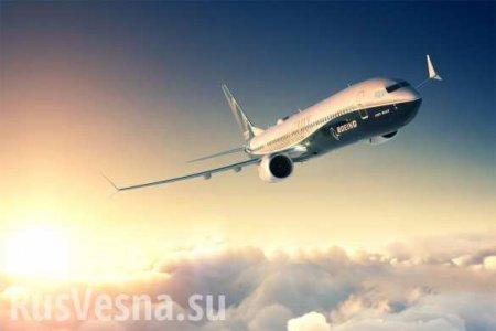 Boeing неполучил ниодного заказа впервый день авиасалона вЛеБурже