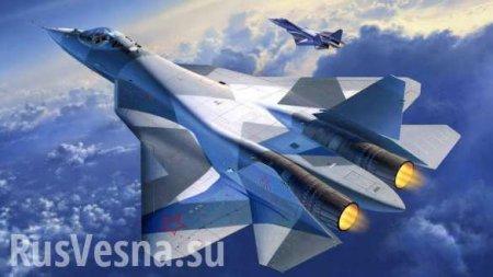 В Минобороны рассказали о превосходящем иностранные аналоги вооружении Су-57