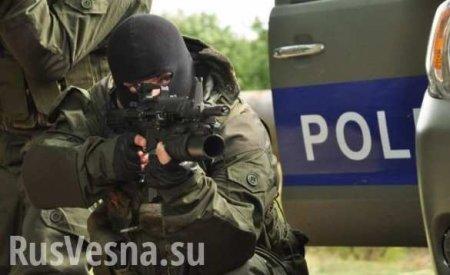 Спецназ открыл огонь по протестующим в Тбилиси (ВИДЕО)