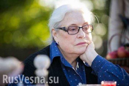 Лидия Федосеева-Шукшина попала в больницу