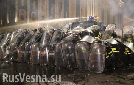 Сегодня вТбилиси пройдёт ещё одна акция протеста