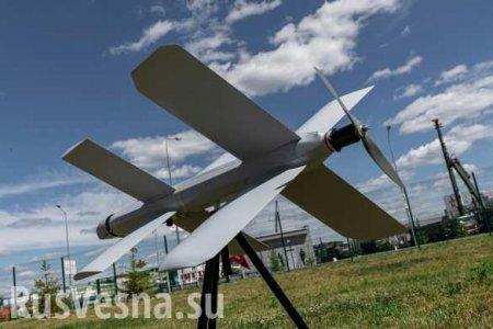 Новейший беспилотник-камикадзе концерна «Калашников» — опубликованы кадры (ФОТО, ВИДЕО)