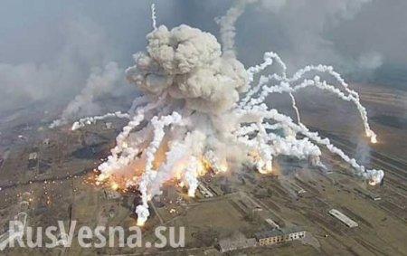 Украина получит от США $4 млн на строительство военных складов