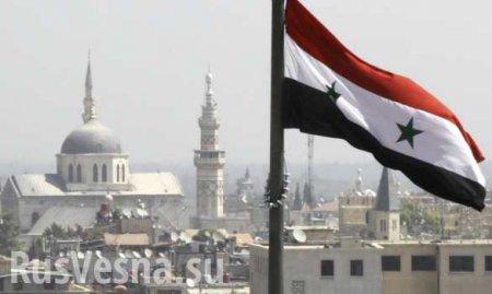 «Свергнуть Асада и захватить Сирию» (ФОТО)