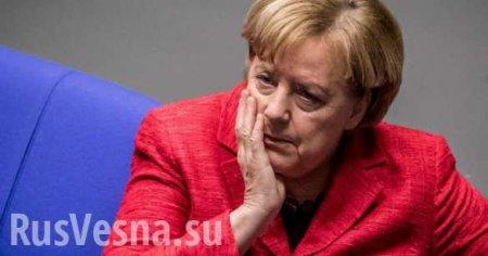 Меркель ответила на вопрос о своих странных приступах дрожи