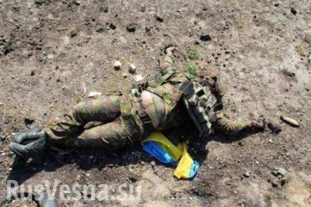 54-я мехбригада ВСУ несёт потери под Новозвановкой