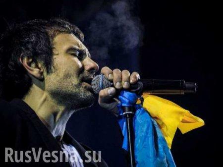 Вакарчук назвал Крым российским (ВИДЕО)