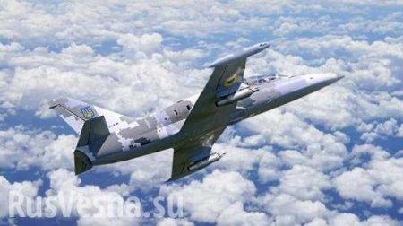 СРОЧНО: ПодХарьковом рухнул самолёт