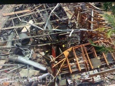 СРОЧНО: Страшный взрыв в США, обрушился торговый центр (+ФОТО, ВИДЕО)