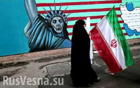 Иран обвинил СШАвтерроризме